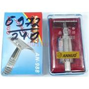 Бритва металлическая (6972) (AN-988) 240 шт/коробка