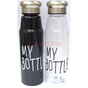 Бутылка пластмассовая (6013) My Bottle 60 шт/кор
