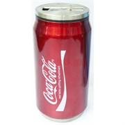 Термобанка (6010) Coca Cola 60 шт/кор