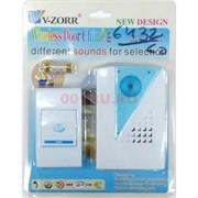 Дверной беспроводной звонок (6432) V-Zorr 60 шт/кор