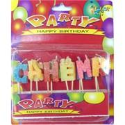 Набор свечей (2379) Party 360 шт/кор