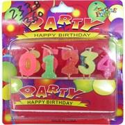 Набор свечей (2378) Party 360 шт/кор