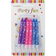Набор свечей (6948) Party Fun 576 шт/кор