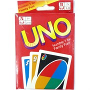 Карточная игра (01) Уно UNO 144 шт/кор