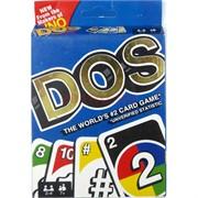 Карточная игра (6460) Уно DOS 144 шт/кор