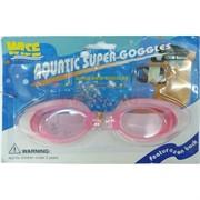 Очки для плавания (5194) Aquatic Super Googles 288 шт/кор