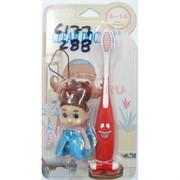 Набор зубная щетка с игрушкой (6177) Clean Doctor 288 шт/кор