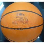 Мяч баскетбольный оранжевый 60 шт/кор