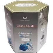 Арабские масляные духи Al-Rehab 6 мл «White Musk» без спирта 6 шт/уп