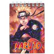Тетрадь с деревянным корпусом Наруто Naruto 11 см