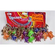 Брелки пластмассовые (KL-1253) «Черепахи»