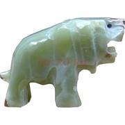 Тигр из оникса 7 см 2,5 дюйма символ 2022 года