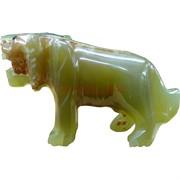 Тигр из оникса 10-11 см 4 дюйма символ 2022 года