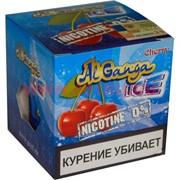 """Табак для кальяна оптом Al Ganga Ice 40 гр """"Cherry"""" (без никотина)"""
