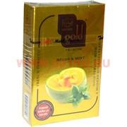 "Табак для кальяна Al-Waha Gold 50 гр ""Melon & Mint"" (дыня с мятой аль ваха голд Иордания)"