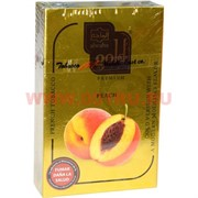 "Табак для кальяна Al-Waha Gold 50 гр ""Peach"" (персик аль-ваха голд Иордания)"