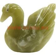 Лебедь из оникса 8 см (3 дюйма)
