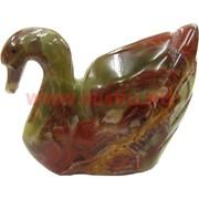 Лебедь из оникса 9-10 см (4 дюйма)