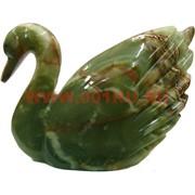 Лебедь из оникса 16 см (8 дюймов)