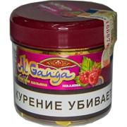 """Табак для кальяна оптом Al Ganga 50 гр """"Малина"""" (с акцизной маркой)"""