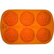 Форма для выпечки и заморозки (2163) силиконовая 18х28 цена за 100 шт, цвета в ассортименте