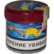 """Табак для кальяна оптом Al Ganga Ice 40 гр """"Дыня"""" (с акцизной маркой)"""