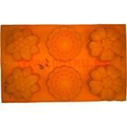 Форма для выпечки и заморозки (2166) силиконовая 18х28 цена за 100 шт, цвета в ассортименте