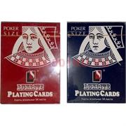 Карты для покера Luxlite, цена за 2 упаковки