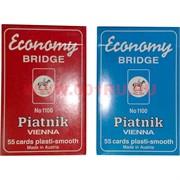 Карты для бриджа Platnik 1100, цена за 2 упаковки