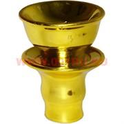 Чашка керамическая золотая 25 мм внутренний диаметр