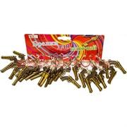 Брелок (KL-735) револьвер пластиковый, цена за 120 шт (1800 шт/кор)