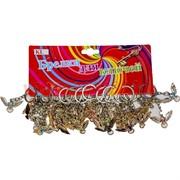 """Брелок """"череп с крыльями"""" (KL-572-696) цена за 120 шт"""