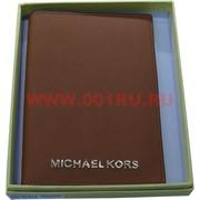"""Обложка на паспорт """"Michael Kors"""" цвета в ассортименте"""