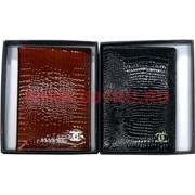 """Обложка на паспорт и автодокументы """"Chanel """" цвета в ассортименте"""
