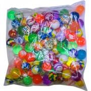 Мячики прыгающие 27 мм (MC-02), цена за 2000 шт, 100 шт/уп