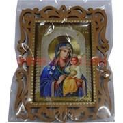 """Икона 14*0,3*10 """"Дева Мария с ребенком"""""""