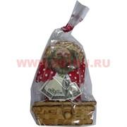Домовой денежный со шкатулкой