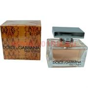 "Парфюмированная вода Dolce&Gabbana ""Sexy Charm"" 75 мл женская"