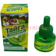 Тайга Ликвид жидкостный наполнитель для защиты от комаров (60 ночей) 12 шт/уп