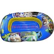 Лодка надувная детская, 6 видов (Уолт Дисней)