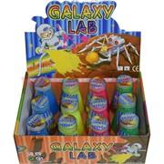Лизун большой 9 см цветной Galaxy Lab 12 шт\уп (SG-503) 96 шт/кор