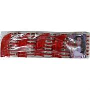 Бигуди пластиковые на крабе малые (5 шт)