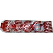 Бигуди пластиковые на крабе большие (5 шт)