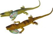 Крокодилы 30 см игрушечные 12 шт/уп