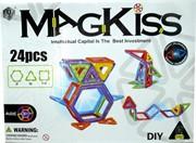 Конструктор магнитный MagKiss 24 детали