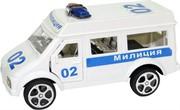 Машинка Милиция 360 шт/кор