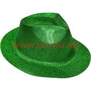 Шляпа пластиковая, цена за 12 шт (в упаковке 12 шт одного цвета)