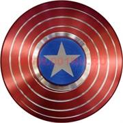 Спиннер алюминиевый «Капитан Америка»