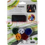 Липучка-держатель для кабелей