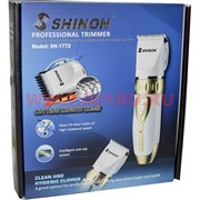Машинка для стрижки волос (триммер) Shinon SH-1772